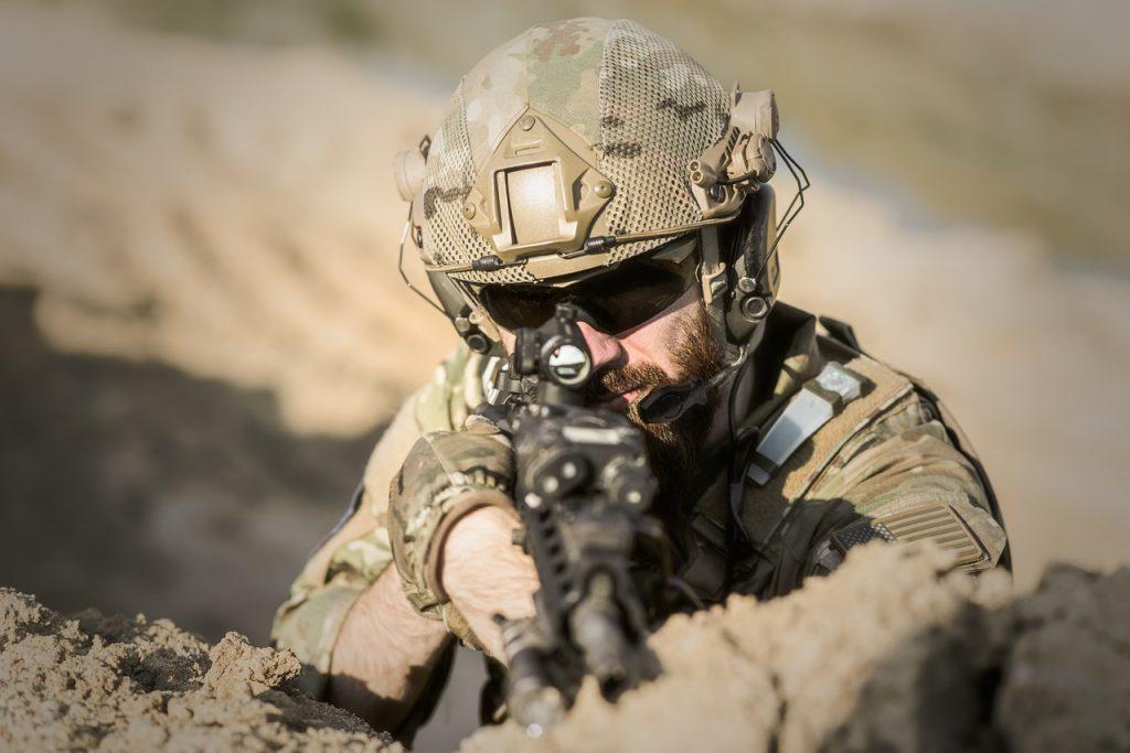 איש צבא