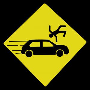 רכב פוגע