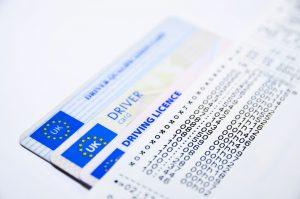 רישיון נהיגה בבריטניה