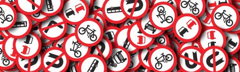 חוקי הכביש