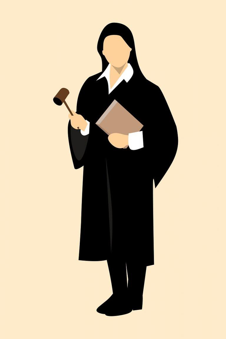 אשת משפט מקצועית