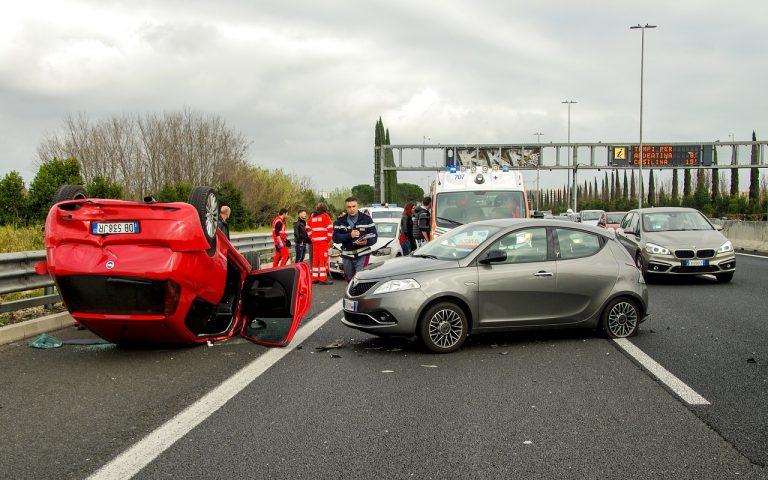 התנגשות רכבים